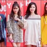 『注目!』今韓国では下衣失踪(ハイシルジョン)ファッションが熱い!